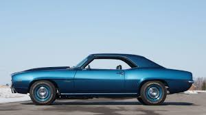 1969 Chevrolet Camaro ZL1 | S208 | Indy 2016