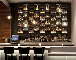 restaurant bar lighting. 10 inspiring restaurant bars with modern flair bar lighting a