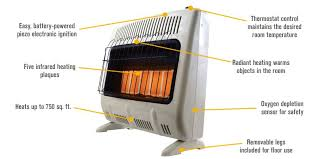 features for free mr heater vent free propane radiant wall heater