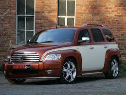 The HeavenZ oF CarZ: Heartbeat Motors Chevrolet HHR Capone
