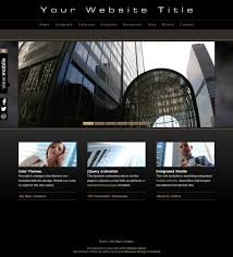 Photography Websites Templates HTML Photography Website Template A24 Black And Mobile Version 6