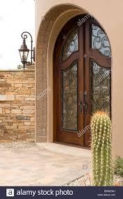 elegant front doors. Wonderful Elegant Side View Of Elegant Front Door With Wrought Iron Detail On Elegant Front Doors G