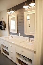 this bathroom makeover that will convince you to embrace shiplap countryliving com