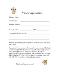 Vendor Registration Form Template Definition C Danielmelo Info