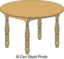 round table clipart. Beautiful Table Bois Table Ronde For Round Table Clipart U