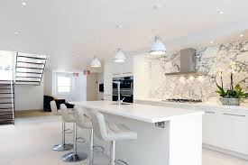 all white kitchen designs. Plain All All White Kitchen Designs Imposing On Inside  Modern Design 2017 Intended A