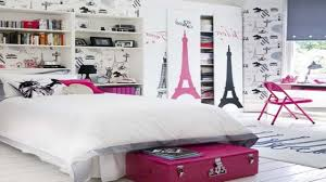 Paris Themed Bedroom For Teenagers Paris Themed Bedroom For Girl