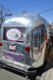 we recently caught up with bobbi jo and her airstream at pt barnum square in bethel during a fundraising event so that we could share this fun new way to
