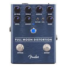 <b>Педаль эффектов FENDER Full</b> Moon Distortion Pedal - хай-гейн ...
