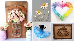 diy room decor easy crafts ideas at home 15 minute crafts compilation for 2017