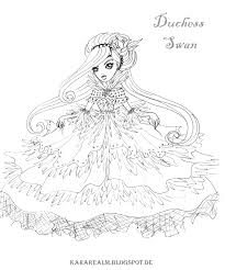 Small Picture Free Colouring Pages Ever After High Free printable ever after
