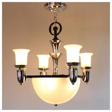 a3073 art deco chandelier
