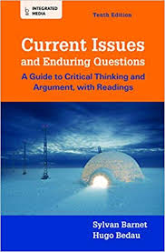 Current Mla Edition Amazon Com Current Issues And Enduring Questions A Guide To