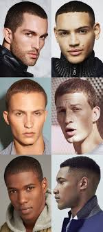 men s buzz cuts shaved heads hairstyles haircuts