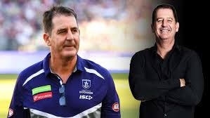 Ross lyon (born 8 november 1966) is an australian rules football coach and former player. Ross Lyon Addresses If He D Consider Coaching At Afl Level Again Triple M