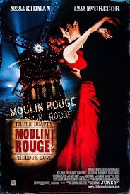 079 - Moulin Rouge - July 26th | Moulin rouge movie, Rouge film, Movie  posters