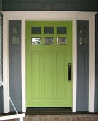 green front doors20 colorful front door colors  Front doors Doors and Green front