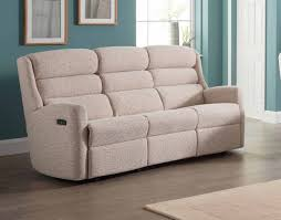celebrity somersby fabric 3 seater