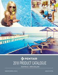 American Products Pool Light R 400 Bc Pentair Aquatic Systems Product Catalogue 2018 By Pentair