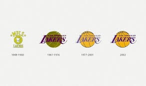 Since moving to los angeles in 1960, the lakers logo has gone through very minor changes as the layout and design remain the same. Los Angeles Lakers Logo Design And History Turbologo