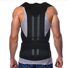 2019 Shoulder Back Support Belt For Men Women Braces \u0026 Supports Posture Magnetic Therapy Corrector Brace From Booni, $31.93 | DHgate.