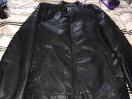 next boys leather jacket