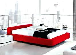 Red And White Bedroom Furniture Red Black Bedroom Red Bedroom ...