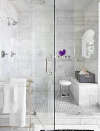 bathroom shower tile ideas traditional. Modren Traditional Marble Shower Bathroom Traditional With Glass Wall And Sink Great  Tiles In The Design Ideas Tile R