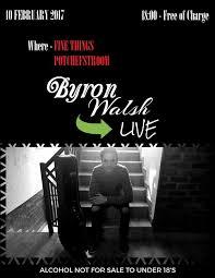 Byron Walsh - Home   Facebook