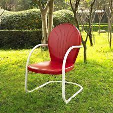 retro metal patio chairs. Retro Metal Outdoor Chair Porch Patio Lawn Garden Nostalgic Comfortable Chairs