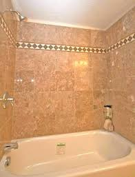 tile around shower bathtub ideas trendy surround find this pin and for drain leak tub idea