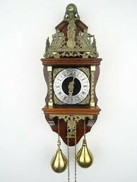 zaanse dutch wall clock 90 00 pic