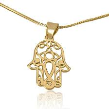 24k gold plated silver hamsa necklace with initials in hebrew gold hamsa necklace