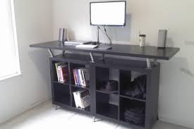 IKEA Standing Desk Hack  DIY