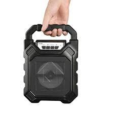 loa bluetooth kết nối không dây với điện thoại âm thanh cực hay có khe cắm  usb và thẻ nhớ chính hãng 99,000đ