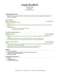 Resume Templates No Experience Classy No Education Resume Templates Pinterest Student Resume And