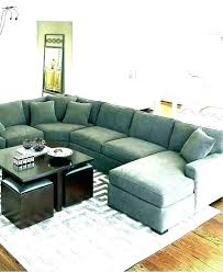 stunning sectional sofas sofa suede best microfiber brown couch and leather with ottoman sierra chocolate light
