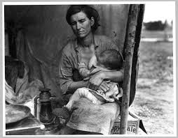 Image result for migrant mother nursing