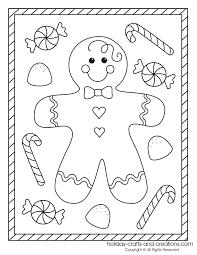 Free Christmas Printables Christmas Color Pages