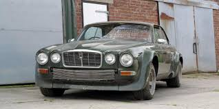 BBC - Autos - Barn-find New Avengers Jaguar XJ12 fetches a cool ...