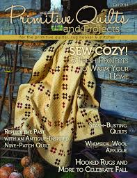 118 best Primitive Quilts and Projects images on Pinterest ... & 18 projects in all. Everything you could wish for in a primitive quilting  magazine. Projects cover piecing, applique, wool applique and hooked rugs. Adamdwight.com