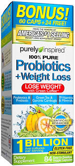 Purely Inspired Womens Probiotic Weight Loss ... - Amazon.com