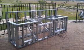 how to build outdoor kitchen frame my pas outdoor kitchen build diy outdoor kitchen frames build