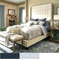 high upholstered headboard. Beautiful High Tall Upholstered Headboards High Tufted Headboard Bed  Bedroom Furniture Inch Inside High Upholstered Headboard D
