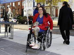 Senate as a democrat in 2016 and began representing illinois the following year. Tammy Duckworth Responds To Doug Collins Claim Dems Love Terrorists