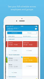 Employee Shift Schedule App 10 Best Employee Scheduling Apps For Ios Android Free