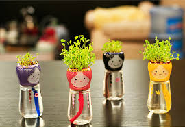 diy office gifts. bonsai home decoration mini diy magic grass planting creative lovely gifts potting plant pot culture office diy l