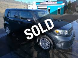 2008 Used Scion xB xB, AUTOMATIC, PIONEER AUDIO, KEYLESS ENTRY at ...