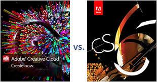 Adobe Creative Suite Comparison Chart Compare Your Options Creative Cloud Cc Vs Creative Suite