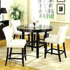 brilliant and kitchen dining sets bar height table chairs white counter tables round stool tab and to p